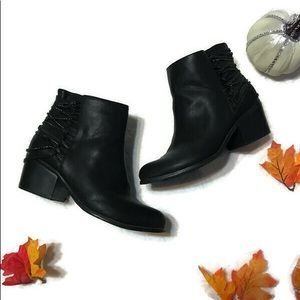 Torrid Ankle Boots Black Sz 8W